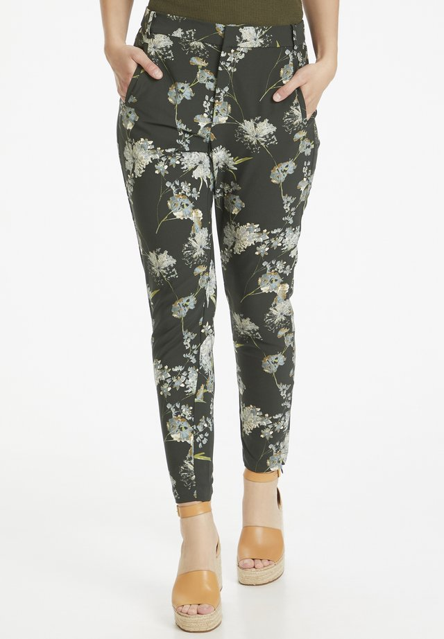 Pantaloni - rust elderflower