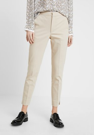 ZELLA PANT - Trousers - cafe au lait