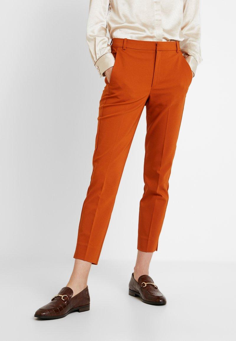 InWear - ZELLA PANT - Trousers - rust