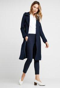 InWear - ZELLA PANT - Trousers - marine blue - 1