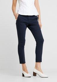 InWear - ZELLA PANT - Trousers - marine blue - 0
