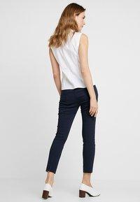 InWear - ZELLA PANT - Trousers - marine blue - 2