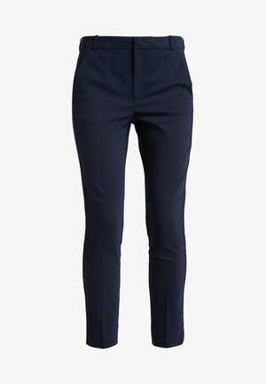 ZELLA PANT - Pantalon classique - marine blue
