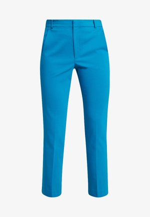 ZELLA KICKFLARE PANT - Spodnie materiałowe - petrol blue