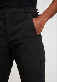 InWear - ZELLA KICKFLARE PANT - Trousers - black - 5