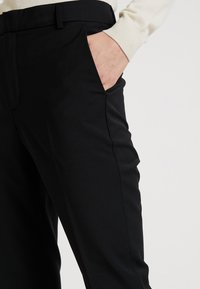 InWear - ZALA CIGARETTE PANT - Bukser - black - 4