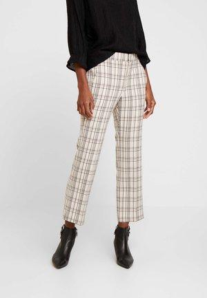 JOLIEIW PANT - Spodnie materiałowe - nude
