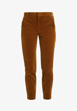 MARI PANT - Trousers - golden tapenade