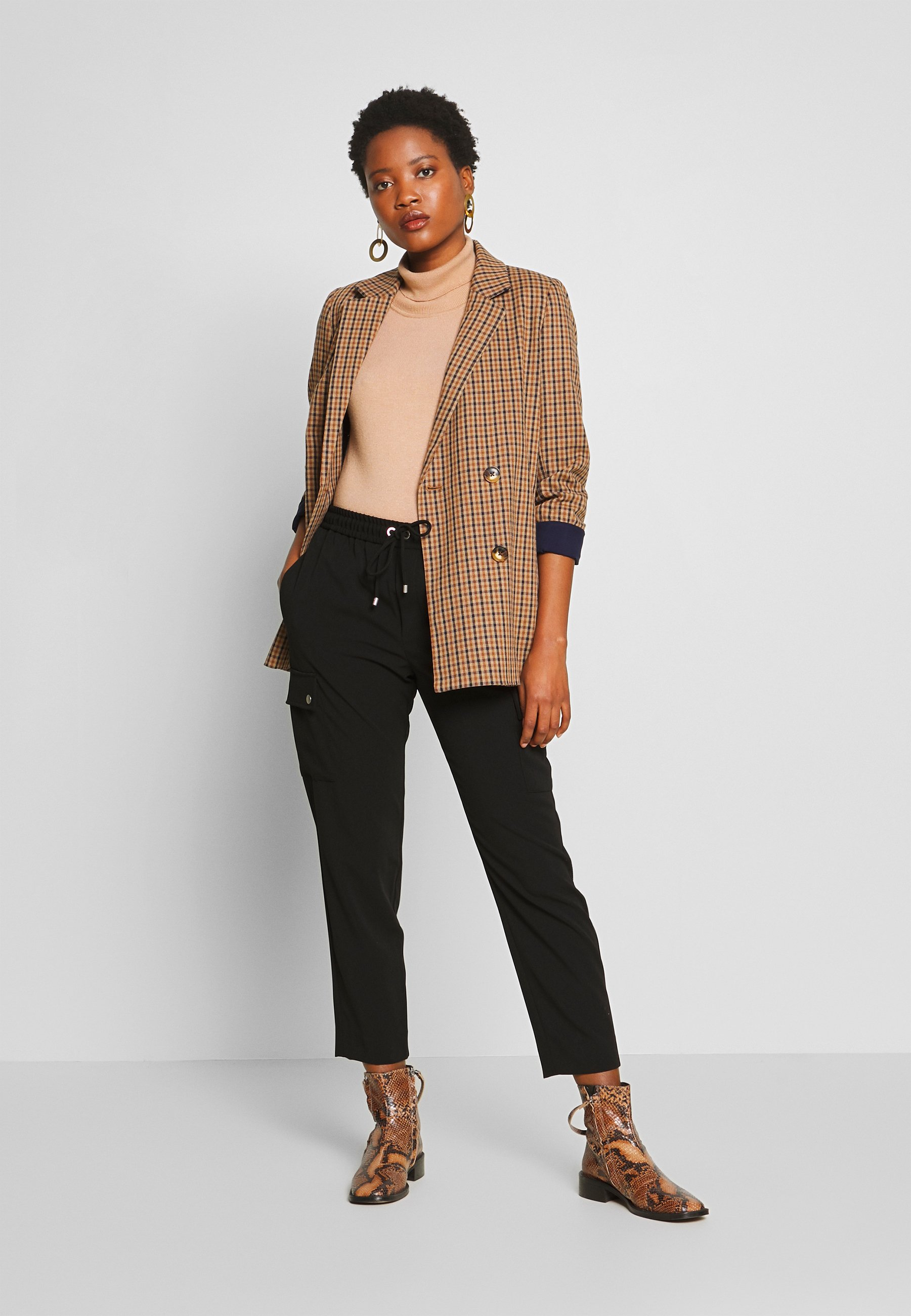 Inwear Kaydeiw Pant - Trousers Black UK