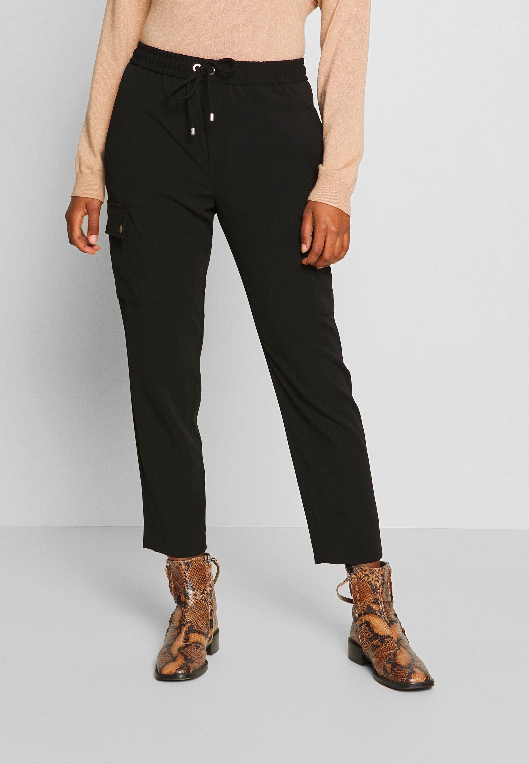 InWear KAYDEIW PANT - Spodnie materiałowe - black