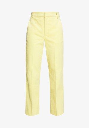 KATINKA KICKFLARE PANT - Trousers - french vanilla