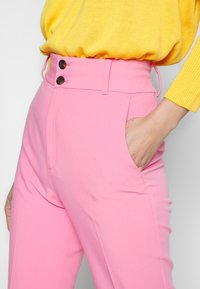 InWear - KATRICE BOOTCUT PANTS - Trousers - morning glory - 4