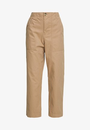 MONA CASUAL PANTS - Trousers - amphora