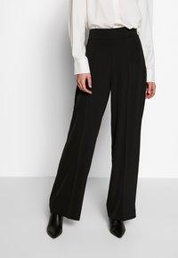 InWear - ZHENIW PANTS - Pantalones - black - 0