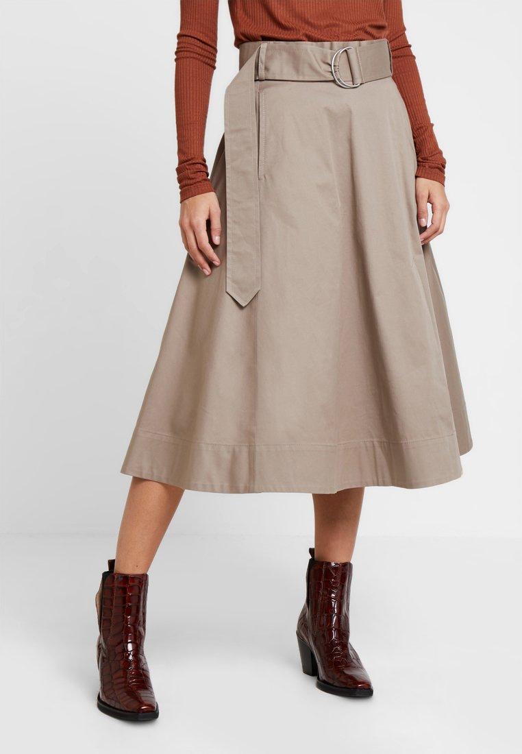 InWear - ADAIR SKIRT - A-line skirt - desert taupe