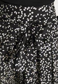 InWear - HANNE ILSA SKIRT - A-line skirt - black windy - 5