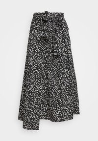 InWear - HANNE ILSA SKIRT - A-line skirt - black windy - 4