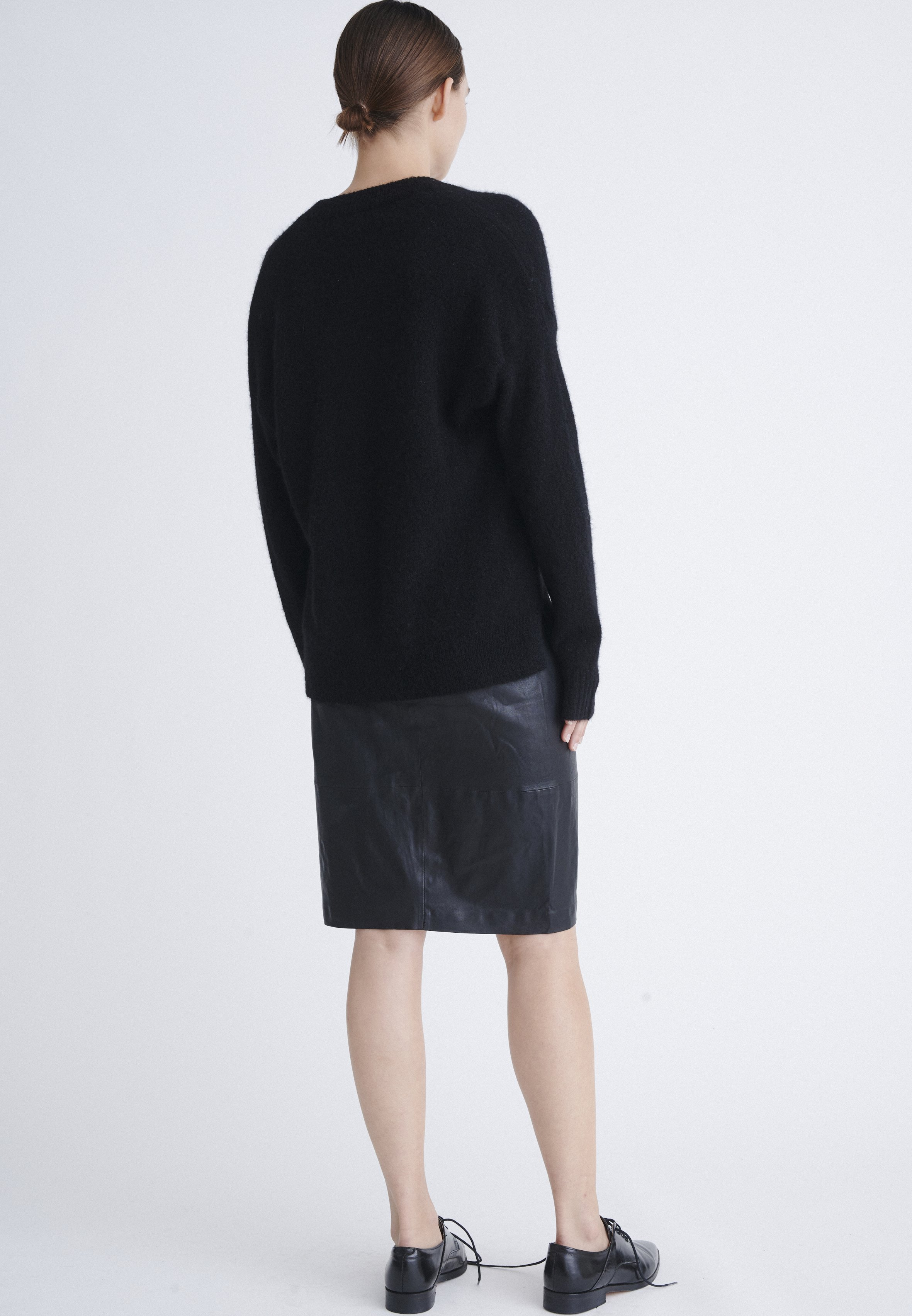 InWear LUELLA - Spódnica ołówkowa - black