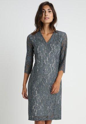 ZOFIA DRESS - Cocktailklänning - iron grey