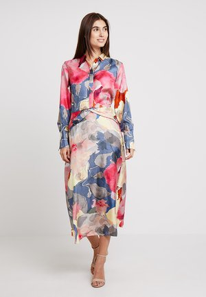 HEPBURN DRESS - Maxi-jurk - botanical explosion