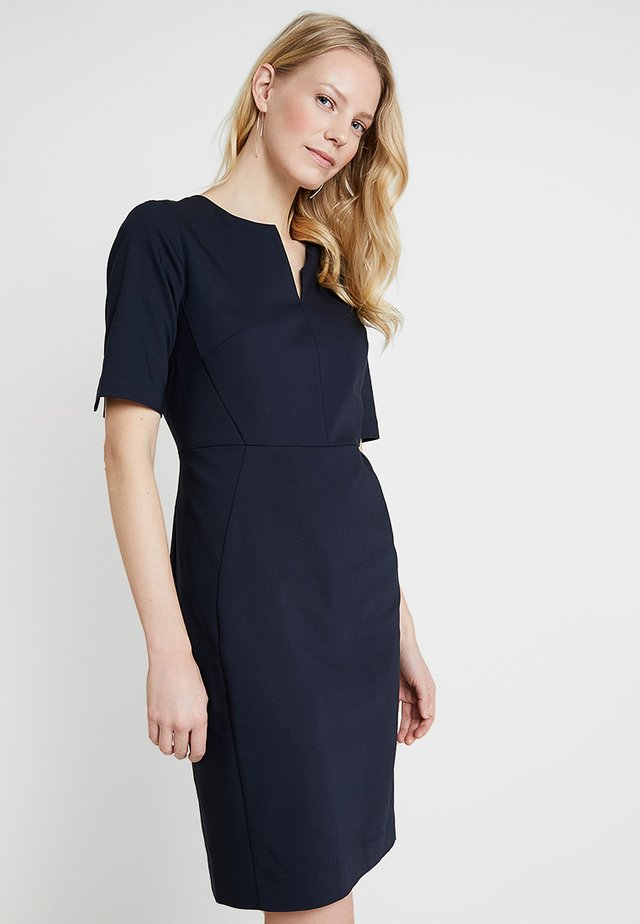 ZELLA  - Pouzdrové šaty - marine blue