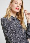 InWear - ZENDRAIW DRESS - Shirt dress - marine blue