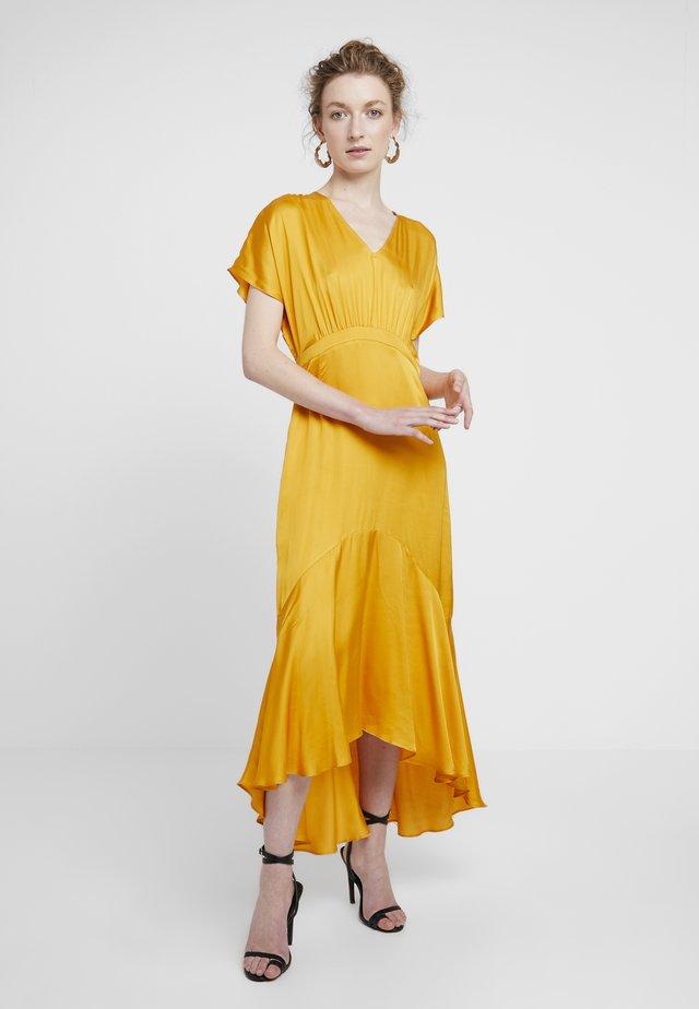 ZILLIIW DRESS - Vestito lungo - sunny yellow