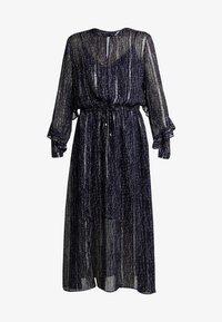 InWear - TRINA HILMA DRESS - Maxiklänning - marine blue/firework - 5