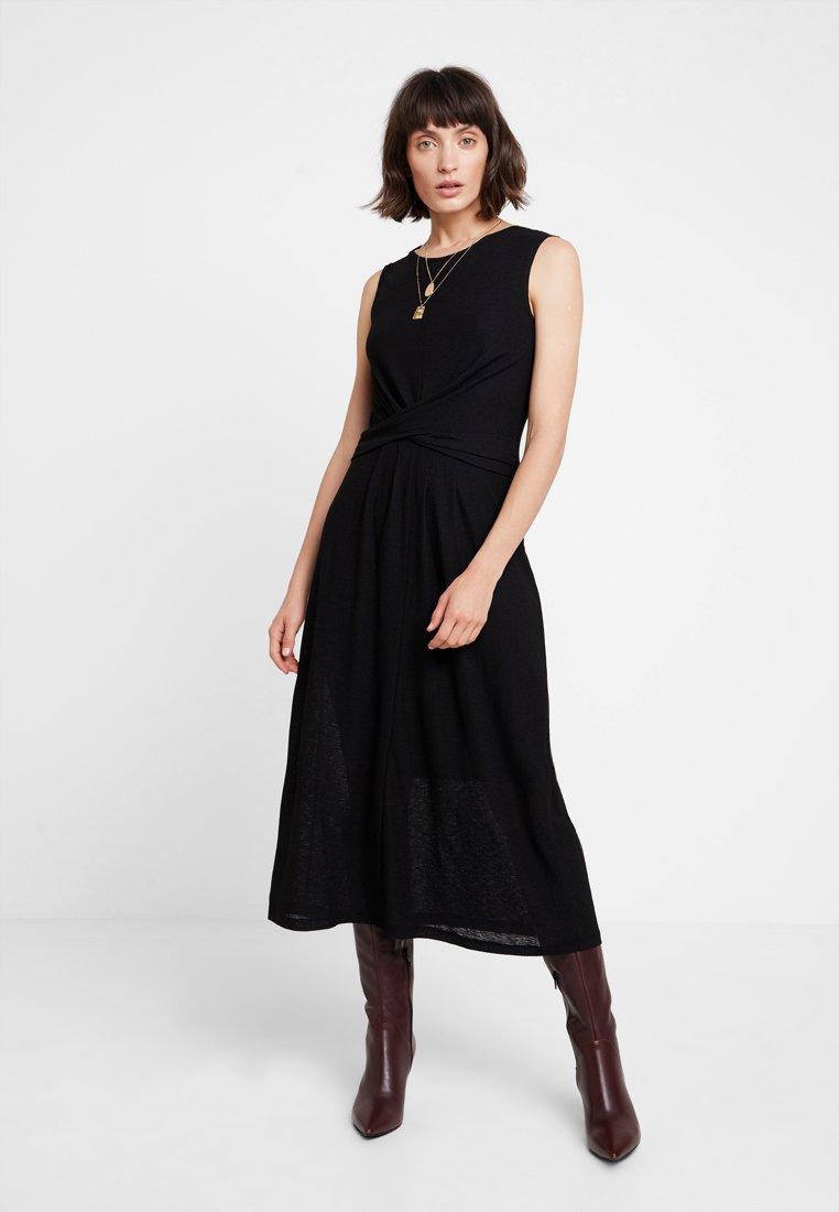 InWear - PATZI DRESS - Maxikleid - black