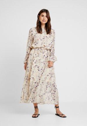 DRESS - Maxi dress - french nougat