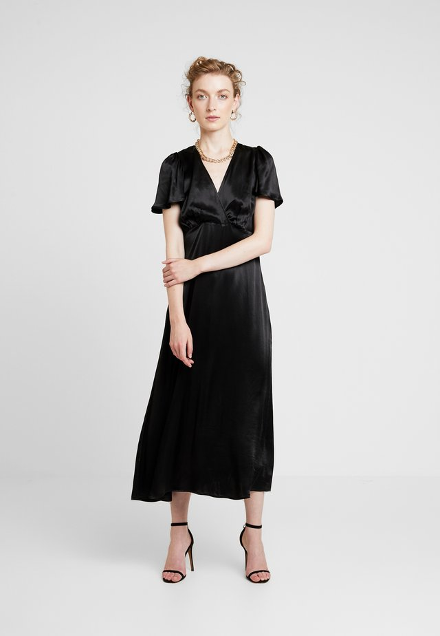 ZINTRAIW DRESS - Maxikleid - black
