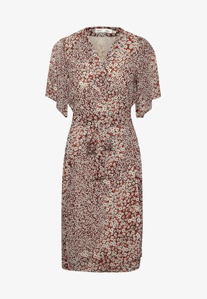 TALLYIW  - Day dress - russet brown