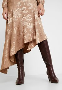 InWear - RAJAIW DRESS - Maksimekko - warm camel - 5
