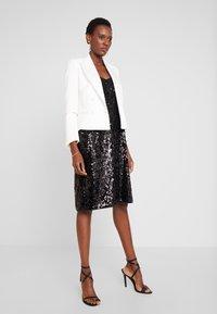 InWear - CLAIRE DRESS - Vestito elegante - black - 2