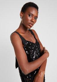InWear - CLAIRE DRESS - Vestito elegante - black - 4
