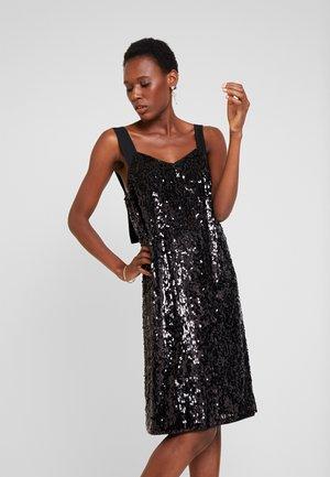 CLAIRE DRESS - Sukienka koktajlowa - black