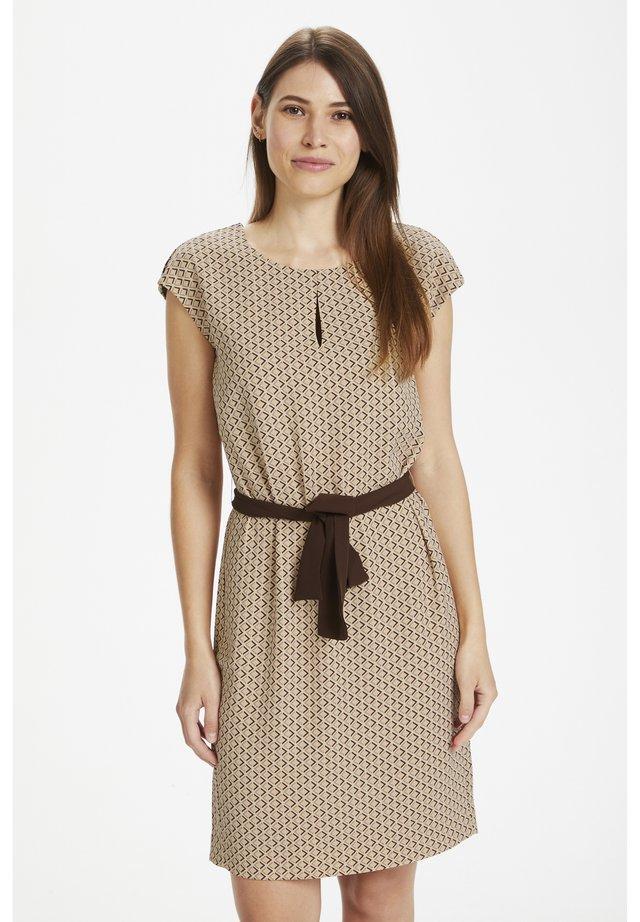 CAMILLEIW - Day dress - beige