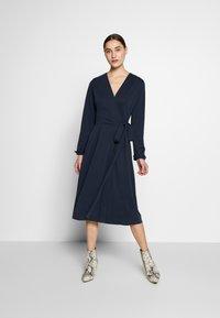InWear - ALANOIW DRESS - Vestido informal - marine blue - 0