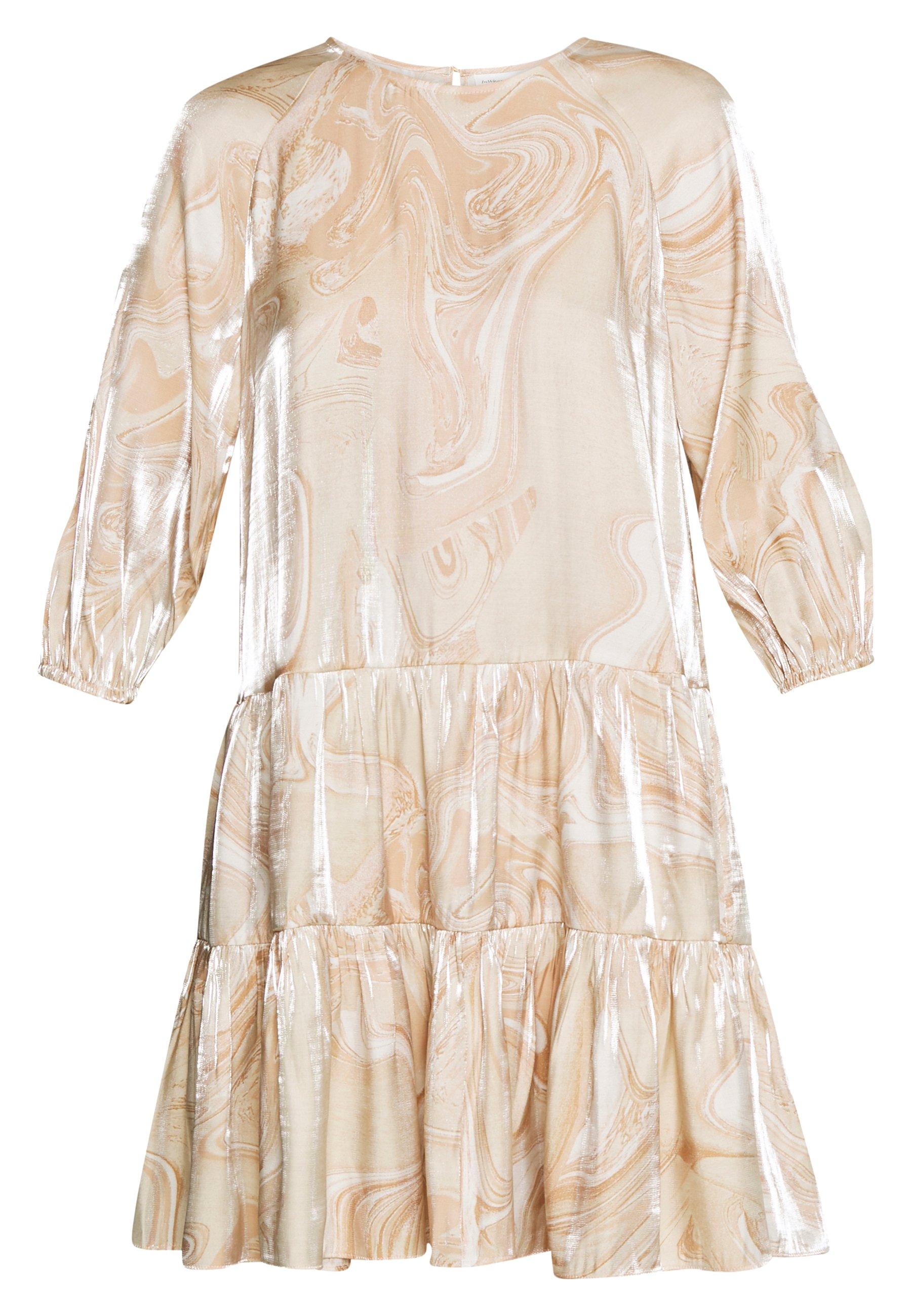 Inwear Cherieiw Dress - Vapaa-ajan Mekko Swirly