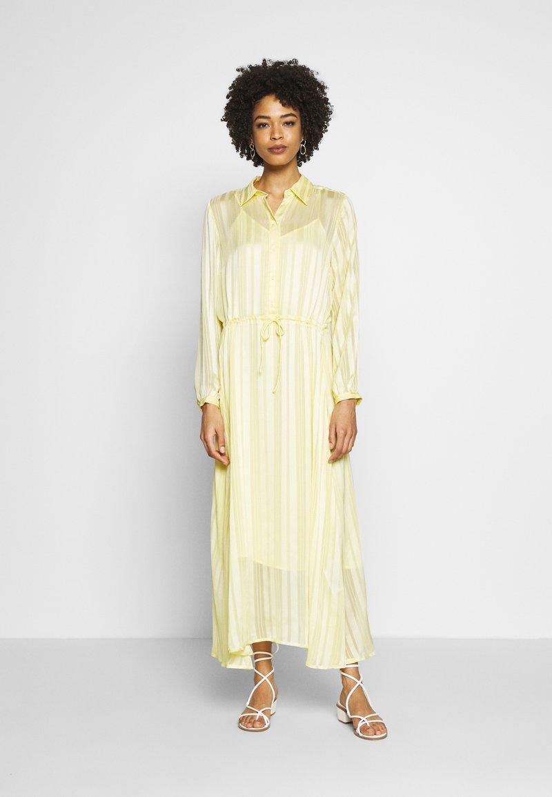 InWear - REEMAIW DRESS - Maxi dress - french vanilla