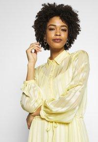 InWear - REEMAIW DRESS - Maxi dress - french vanilla - 3