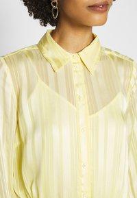 InWear - REEMAIW DRESS - Maxi dress - french vanilla - 6