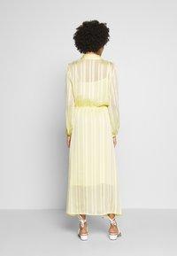 InWear - REEMAIW DRESS - Maxi dress - french vanilla - 2