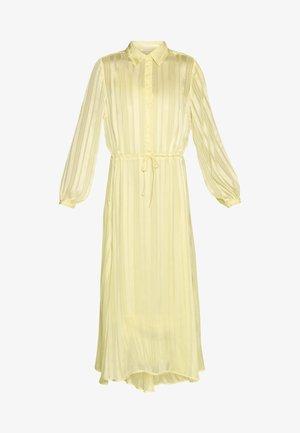 REEMAIW DRESS - Vestito lungo - french vanilla