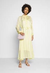 InWear - REEMAIW DRESS - Maxi dress - french vanilla - 1