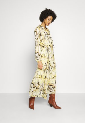 REEMAIW DRESS - Maxi dress - yellow