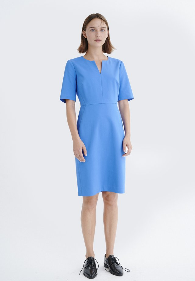 ZELLA - Korte jurk - blue