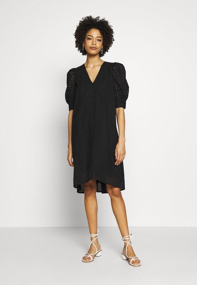DEBBYIW DRESS - Korte jurk - black
