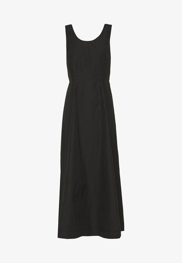 FORY DRESS - Korte jurk - black