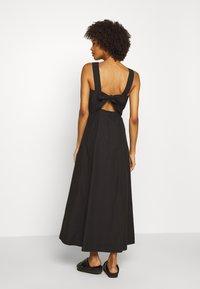 InWear - FORY DRESS - Maxi dress - black - 2